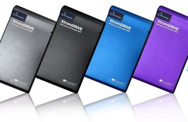 TwinMOS has launched a new type of portable HDD with RFID sensing and AES encryption
